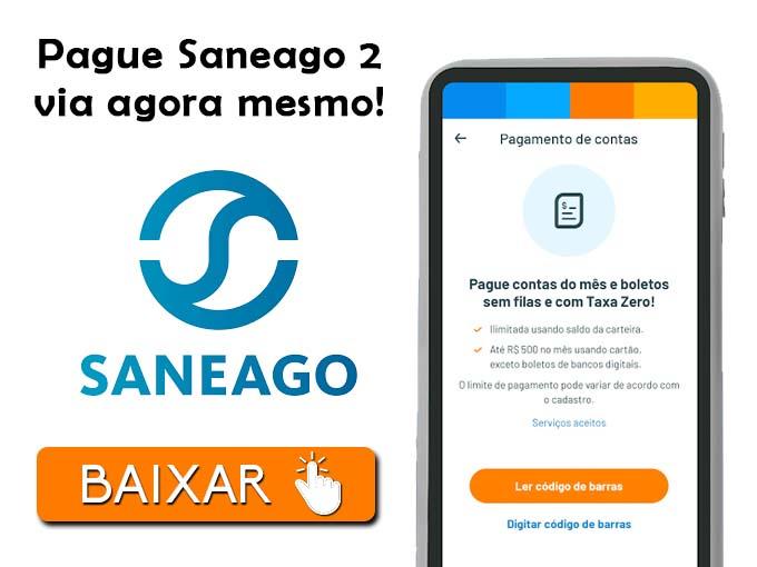 Pagar Saneago 2 via