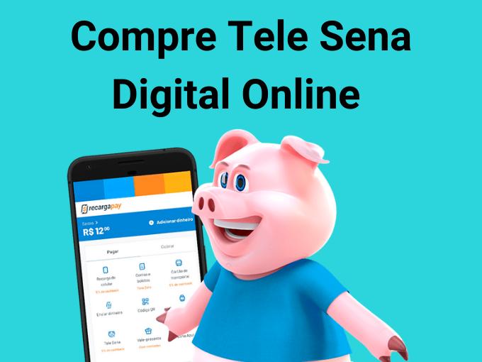 Compre Tele Sena Digital Online