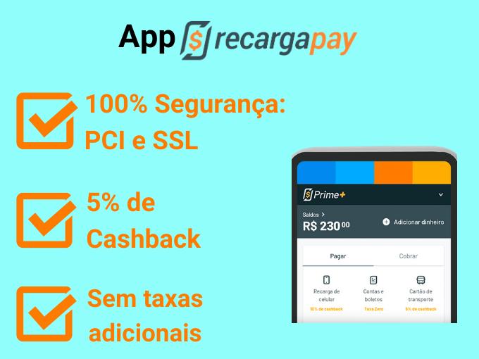 Info RecargaPay