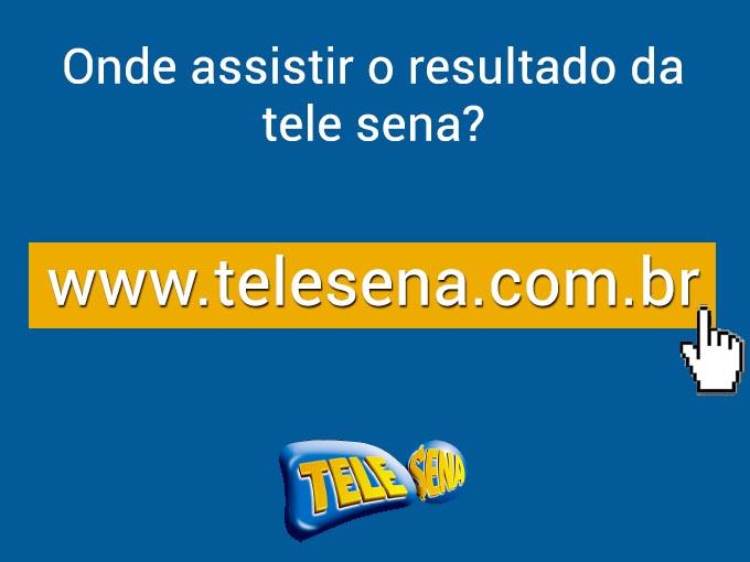 onde assistir os resultados da Tele Sena Digital?