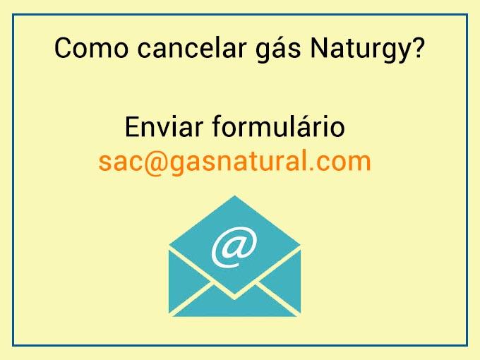 cancelar gas naturgy