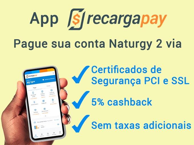 Benefícios de RecargaPay