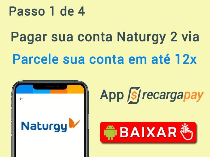 Pague Naturgy 2 via com recargapay