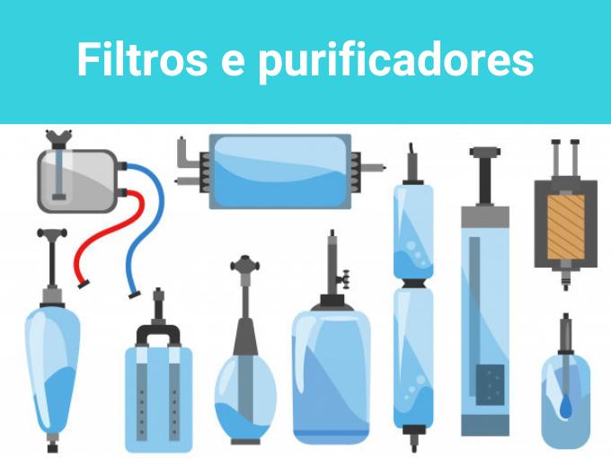 Filtros e purificadores