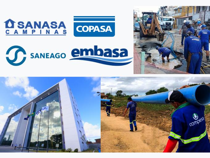 As melhores empresas do Brasil