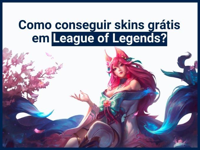 Como obter gift card em league of legends