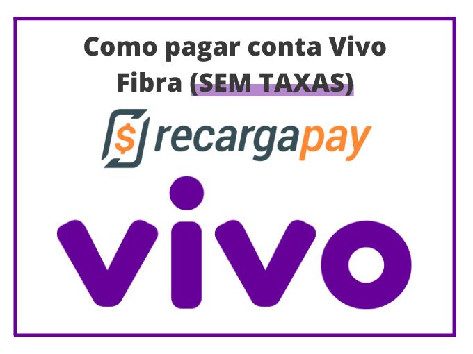 pagar conta vivo com RecargaPay
